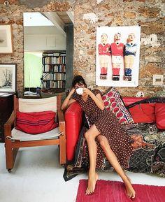 The 8-Piece French-Girl Summer Wardrobe via @WhoWhatWearUK