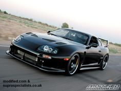 Toyota Supra-greatest, sexiest, baddest motherfucking car ever created!!