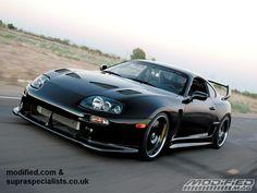 Toyota Supra-greatest, sexiest, baddest motherfucking car ever created!!