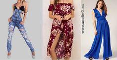 Damen Einteiler Jumpsuit & Onepiece günstig Online Kaufen