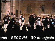 XV Curso de Canto Coral, Técnica Vocal y Dirección Coral Concierto de Clausura SI TÚ RECICLAS Dir.: Ester Bonal San Juan de los Caballeros SEGOVIA 30 de agos...
