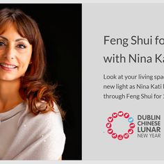 Amazing response & huge engagement in my talk - thank you to all who joined in 🙏 #fengshui #authentic #ninakati #homesweethome #bestlife #healthierhome #dublinlunarny #newyearnewyou