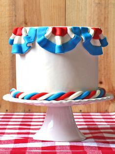 how to make fondant bunting