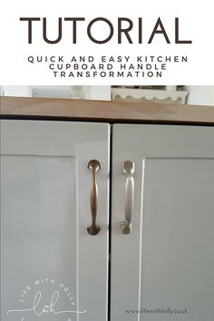 Home ~ Life with Holly New Kitchen Inspiration, Kitchen Handles, Bathroom Hooks, Cupboard, Child, Interior, House, Life, Kitchen Knobs