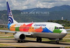 Copa Airlines HP-1825CMP aircraft at Tegucigalpa - Toncontin photo