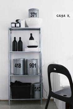 Ikea Hyllis reol