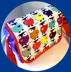 shoulder bag by Wesna Wilson http://www.wesna-wilson.de