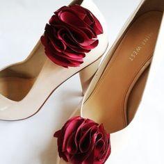 shoe_clips_pantofi_sh139 SASHaccessories Shoe Clips, Urban Chic, Handmade Accessories, Casual Chic, Fashion Ideas, Flats, Shoe Bag, Shoes, Toe Shoes