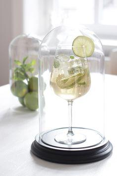 Hugo alkoholfrei. Für die, die an Silvester unbedingt fahren müssen...