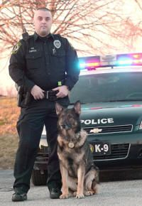 K-9 officer ready to retire from York Area Regional - York Dispatch