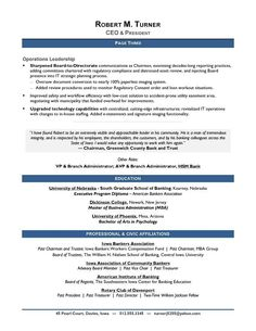 sample resume for a former entrepreneur distinctive documents