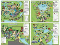 For all the planners that just need some Disney World maps, we have you covered here. Check out our list to find exactly what you're looking for. Disney Map, Disney World Map, Disney World Vacation, Disney Bound, Disney Vacations, Disney Parks, Disney Designs, Prep School, 3d Drawings