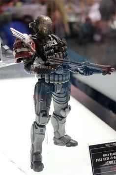 Halo: Reach action figure