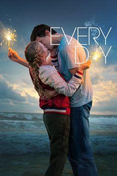 ™ Every Day film streaming *Full HD* Imdb Movies, 2018 Movies, New Movies, Good Movies, Night Film, Romance Movies, Drama Movies, David Levithan, Film Streaming Vf