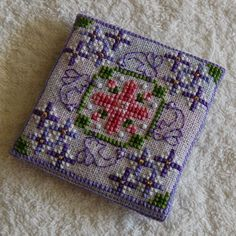 Just Nan Sherry's Scissor Pocket, an exclusive design for Country Crafts in Colorado