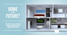 Do you want to know what the future holds? Find out what the experts think and explore how homes could evolve over the next 15 years.