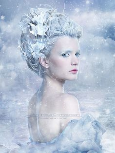 ice queen hairstyles - Cerca con Google