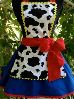 This Jessie apron is sooo cute!