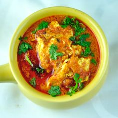 Egg drop curry with coconut milk is a flavorful curry with tomatoes, spices, and egg. This curry goes well with rice and chapati, easy and simple to make in 30 minutes. Indian Egg Recipes: Indian egg recipes are spicy and flavorful. There are the variety of egg recipes in Indian cuisine like egg pepper fry,... Read More »