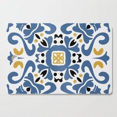 """Our cutting boards feature bright, glossy designs that transform a kitchen essential into a functional style piece. Prep your food on the wood side, use the design side as a serving board and hang it up as kitchen wall art. Available in round or rectangle options.    - Round: 11.5"""" (diameter) x 0.5"""" (H)  - Rectangle : 16"""" x 10.5"""" x 0.5"""" (H)  - Durable, solid and lightweight layered baltic birch wood   - Wood side: matte natural wood grain  - Display side: smooth gloss finish"""