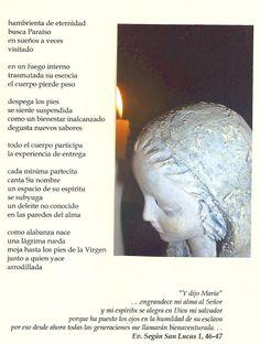 Espiritualidad Contemporánea:  el Paraíso, en sueños aveces visitado fotografía y poema de Moni Indiveri de Vega