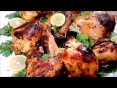 فراخ مشوية من غير فرن ولا شواية والنتيجة مبهرررة - YouTube Chicken, Meat, Cooking, Food, Beef, Baking Center, Koken, Meals, Yemek