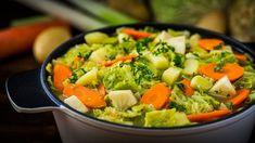 Gemüseeintopf mit Wirsing