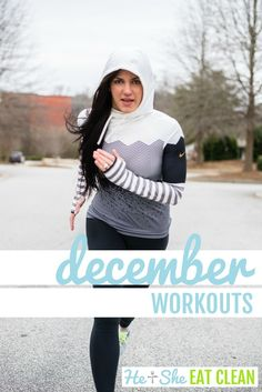 Have fun blasting calories with these holiday themed workouts for the month of December! Have fun blasting calories with these holiday themed workouts for the month of December! Fitness Blender Cardio, Ace Fitness, Nerd Fitness, Yoga Fitness, Workout Fitness, Fitness Tips, Cardio Workout At Home, Sweat Workout, No Equipment Workout