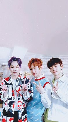 Find images and videos about kpop, exo and baekhyun on We Heart It - the app to get lost in what you love. Exo Xiumin, Exo Ot12, Kpop Exo, Exo K, Wallpapers Kpop, Kpop Backgrounds, Cute Wallpapers, Exo Chen, K Pop