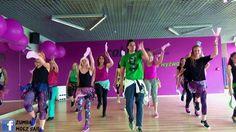 Nath Dig Pey - PBN & BAMBI & RAJ BAINS | Bollywood Zumba Fitness choreog...