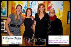 The W Project Sami Jo Small, Jennifer Ettinger, Barb Stegmann, Paula Gianturco