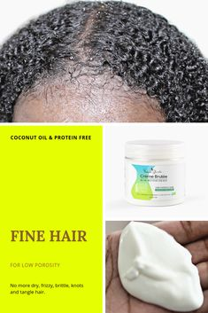 No more dry hair. Very moisturizing hair mask
