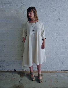 The Carson Dress PDF Pattern by Paddleboat Studios