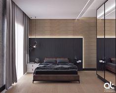 Modern Luxury Bedroom, Modern Master Bedroom, Modern Bedroom Design, Home Room Design, Master Bedroom Design, Contemporary Bedroom, Luxurious Bedrooms, Home Decor Bedroom, Minimalist Bedroom