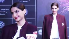 "Prem Ratan Dhan Payo actor Sonam Kapoor and many others bollywood celebrities during the launch of Volkswagen's 21st Century Beetle in Mumbai, India on December 19, 2015  Click Here For Best Of Bollywood Hot Beauties : http://www.dailymotion.com/playlist/x46r92_Bolly2BoxGossip_best-of-bollywood-beauties  Click on ""Follow"" link to get more Bollywood Spicy Gossip News Videos Updates : http://www.dailymotion.com/Bolly2BoxGossip  Click Here For Best Of Bollywood Gossips…"