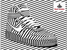 Alex Trochut: Foot Locker