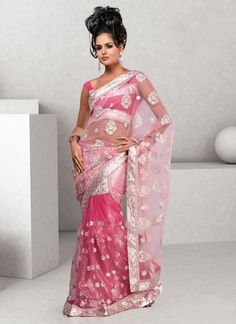 $67 Mesmerizing Net Ready Pleated saree