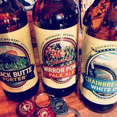 Deschutes Brewery Beers