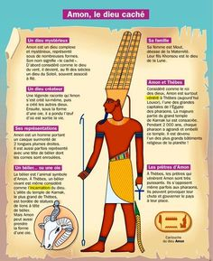 Playbac Presse Digital - French antiques models and images Egypt Map, Medical Mnemonics, Ancient Egypt History, Religion, French Classroom, Egyptian Mythology, French History, French Language Learning, Learn French
