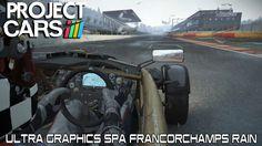 Project CARS - Ultra Graphics Spa Francorchamps Rain