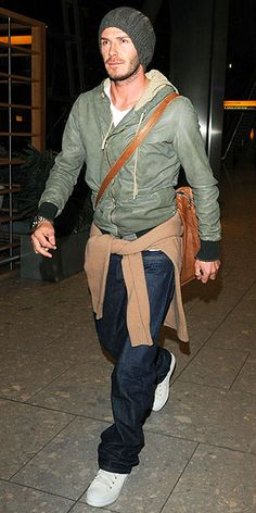 This Is LifeStyle: David Beckham: The Ultimate Male LifeStyle Icon