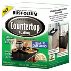 Rust-Oleum Specialty 29 fl oz Interior Satin Kitchen and Bath Tintable Countertop Transformations Kit