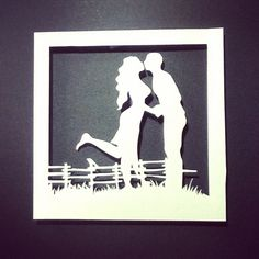 Paper cutting lovers