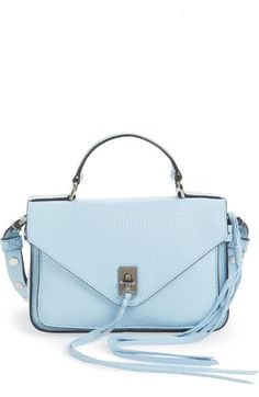 Rebecca Minkoff 'Small Darren' Leather Messenger Bag available at #Nordstrom