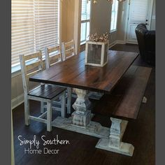 Hey, I found this really awesome Etsy listing at https://www.etsy.com/listing/242756410/restoration-hardware-inspired-trestle