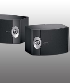 Learn more about Bose stereo speakers