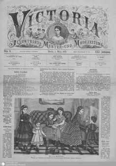50 - Nro. 9. 1. März 1871. XXI. Jahrgang. - Victoria - Seite - Digitale Sammlungen - Digitale Sammlungen