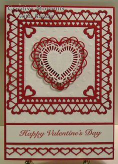 Cheery Lynn Designs Blog: Valentines with Cheery Lynn Designs dies