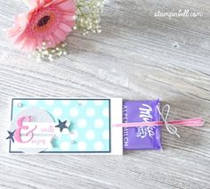Ziehverpackung Schokoladentafel Milka