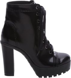 PRÉ-VENDA Combat Boots Black